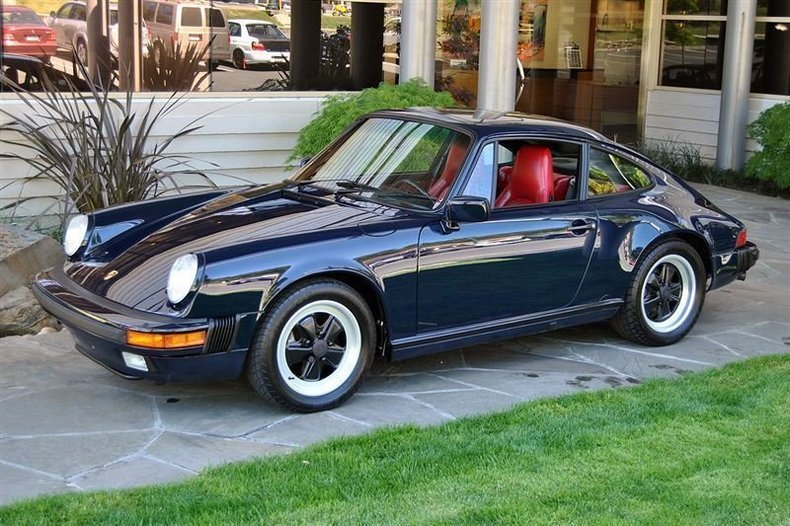 1987 Porsche 911 Carrera_4471