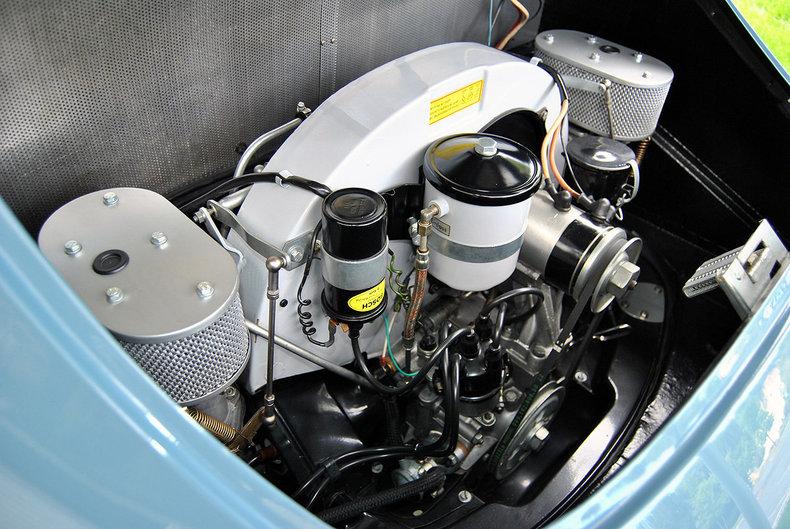 1961 Porsche 356 B Super 90 Gt 4555