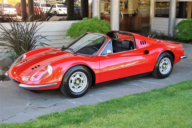 1974 Ferrari Dino 246 GTS_4673