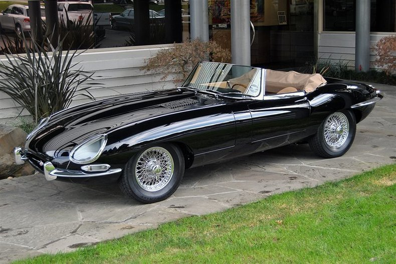 1964 Jaguar XKE E-Type_4553