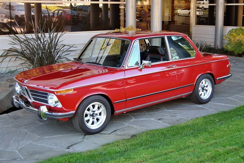 1973 BMW 2002 Sunroof Coupe_4554