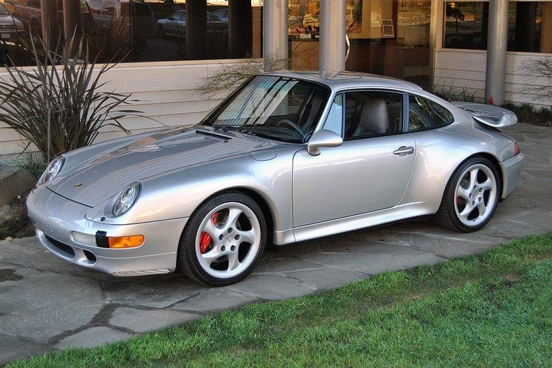 1997 Porsche 911 Turbo_4633