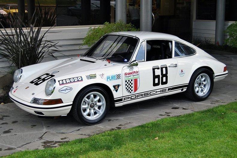 1968 Porsche 911 T Jezebel_4646