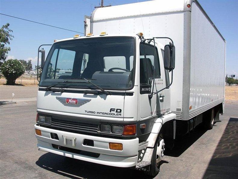 1995 Hino FD Base Trim_4530