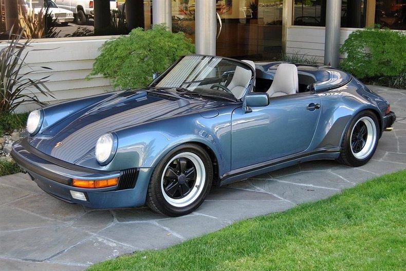1989 Porsche 911 Speedster_4714