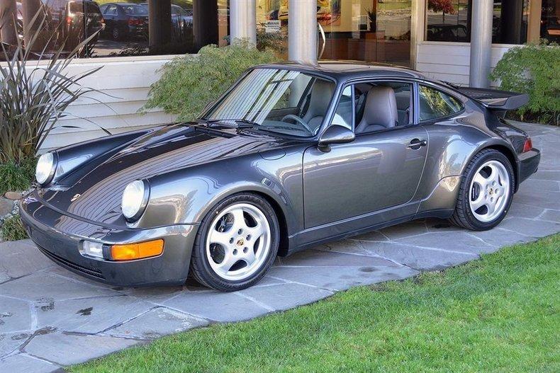 1991 Porsche 911 Carrera_4751