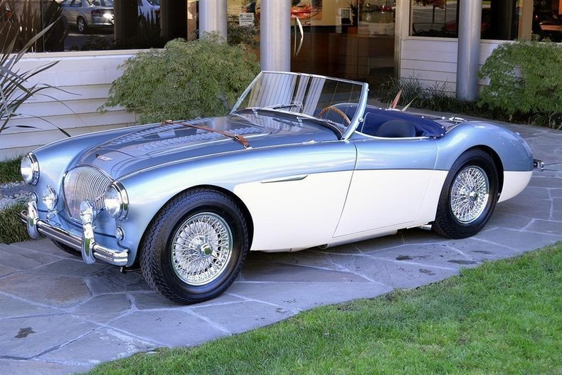 1956 Austin Healey 100 M_4765