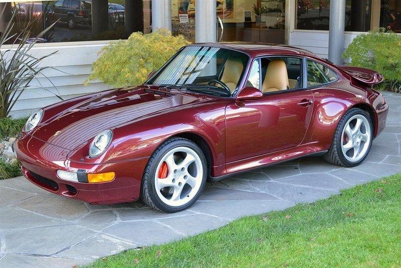 1996 Porsche 911 Turbo_4768