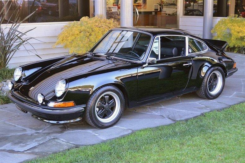 1973 Porsche 911 T_4813