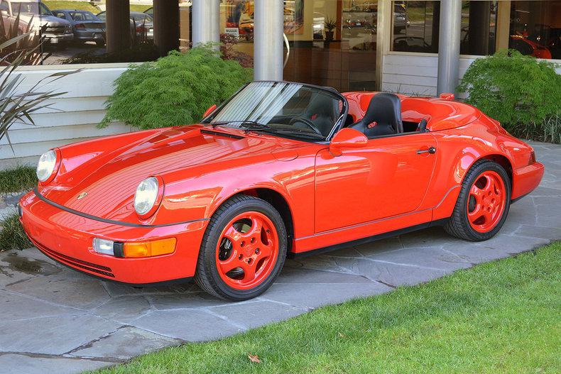 1994 Porsche 911 Speedster_4898