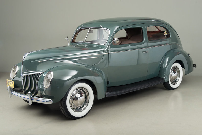 1939 Ford Model 91 A Deluxe Tudor Sedan_4647