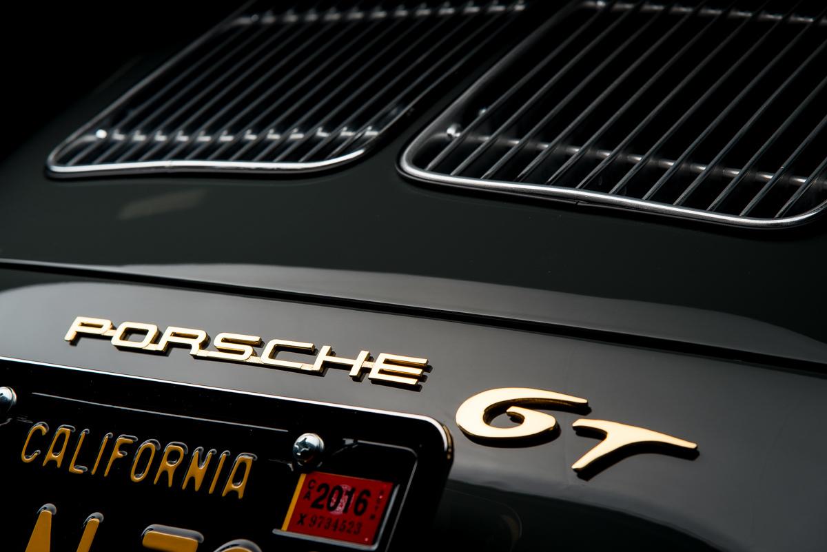 1964 Porsche 356C , SLATE GRAY, VIN 219940, MILEAGE 18168