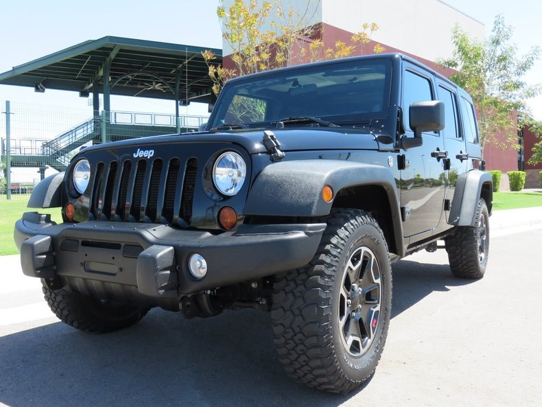 2013 2013 Jeep Wrangler For Sale