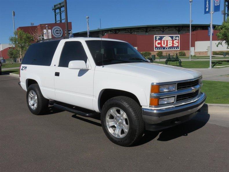 1995 Chevrolet Tahoe 2DR