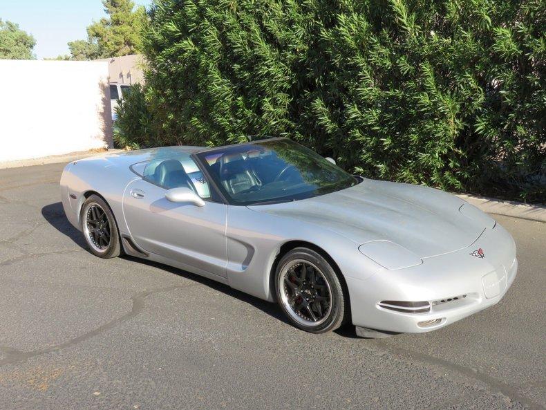 1999 Chevrolet Corvette