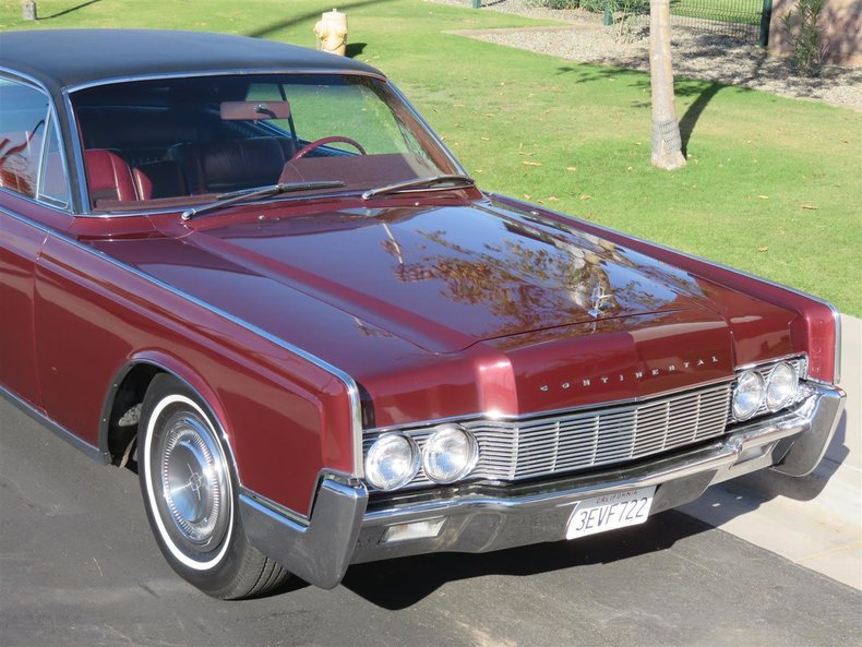1967 1967 Lincoln Continental For Sale