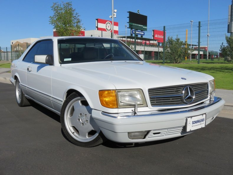 1991 1991 Mercedes 560SEC For Sale