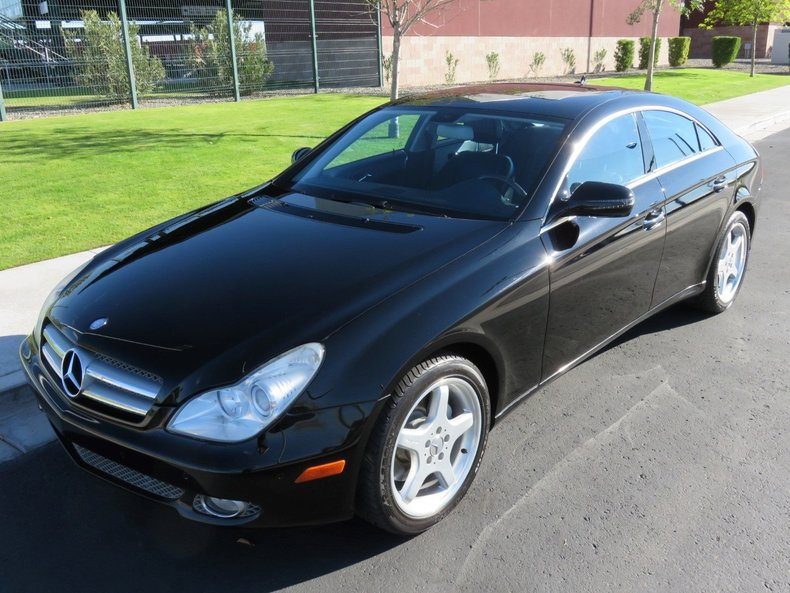 2009 2009 Mercedes Benz CLS550 For Sale