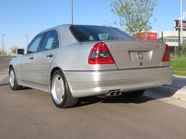 1996 1996 Mercedes-Benz C36 For Sale