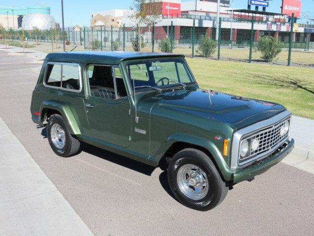 1973 Jeep Commando | Canyon State Clics