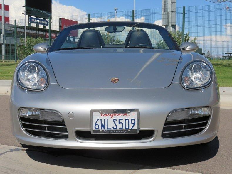2007 2007 Porsche Boxster S For Sale