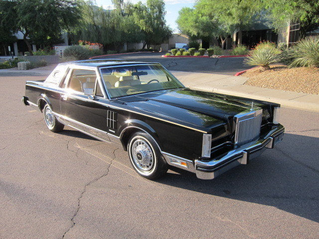 1983 lincoln continental mark vi canyon state classics. Black Bedroom Furniture Sets. Home Design Ideas