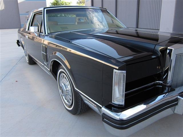1983 Lincoln CONTINENTAL MARK VI | Canyon State Classics