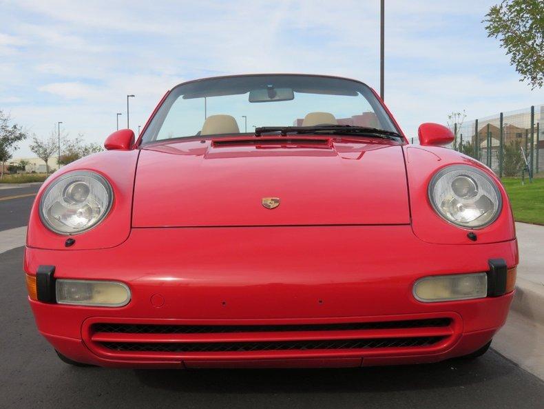 1995 1995 Porsche 911 For Sale