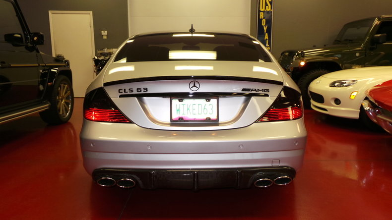 2007 mercedes cls 63 amg canyon state classics. Black Bedroom Furniture Sets. Home Design Ideas