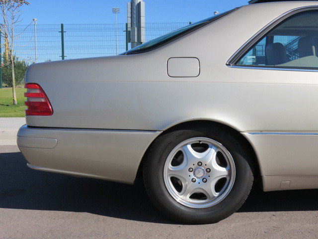 ... 1998 Mercedes CL500 Coupe ...