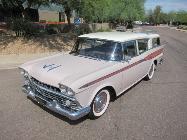 1959 AMC Rambler Cross Country
