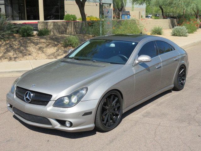 2007 Mercedes Benz CLS550