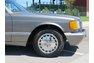 1986 Mercedes Benz 560SEL
