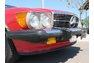 1986 Mercedes Benz 560SL