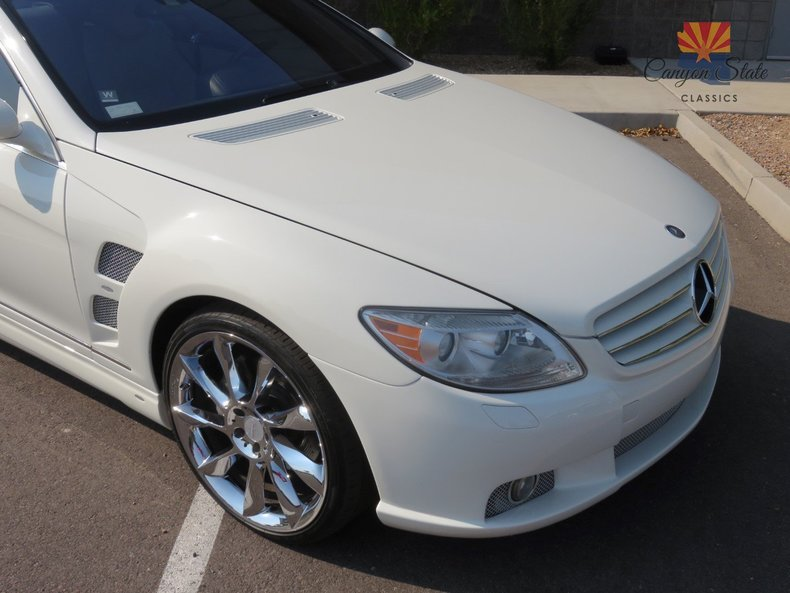 2008 mercedes benz cl550 lorinser design for sale 69567 mcg for Rab motors used cars