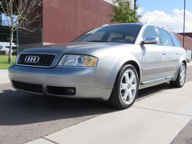 2003 2003 Audi S6 Wagon For Sale