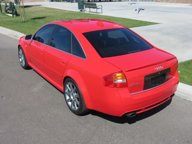 2003 2003 Audi RS6 For Sale
