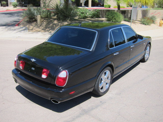 2002 2002 Bentley Arnage T For Sale