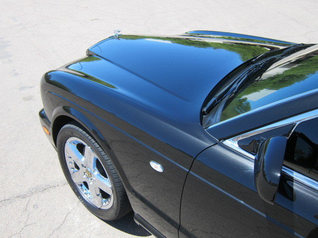 2002 2002 Bentley Arnage T For Sale