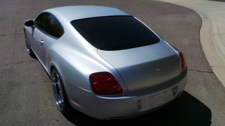 2005 2005 Bentley Continental GT For Sale