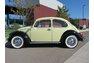 1970 Volkswagen Beetle Coupe