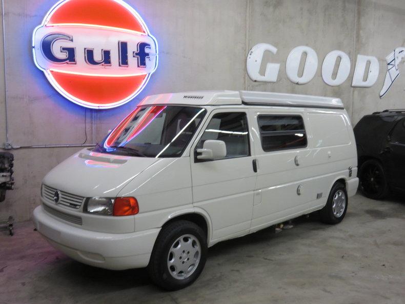 2000 Volkswagen EUROVAN CAMPER
