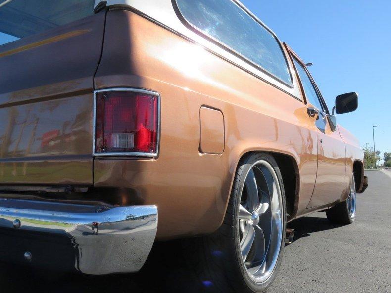 1982 1982 Chevrolet Blazer For Sale