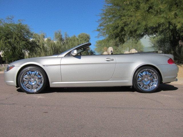 2004 2004 BMW 645ci For Sale