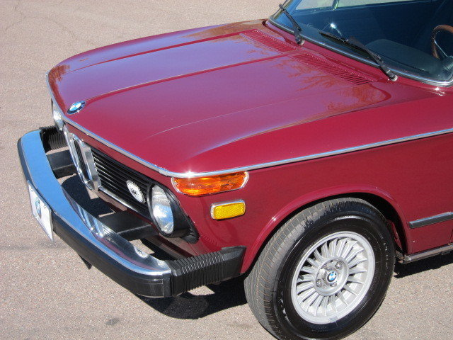 1974 1974 BMW 2002TII For Sale