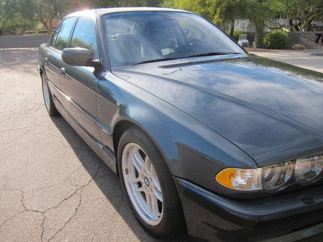 2001 2001 BMW 740i For Sale