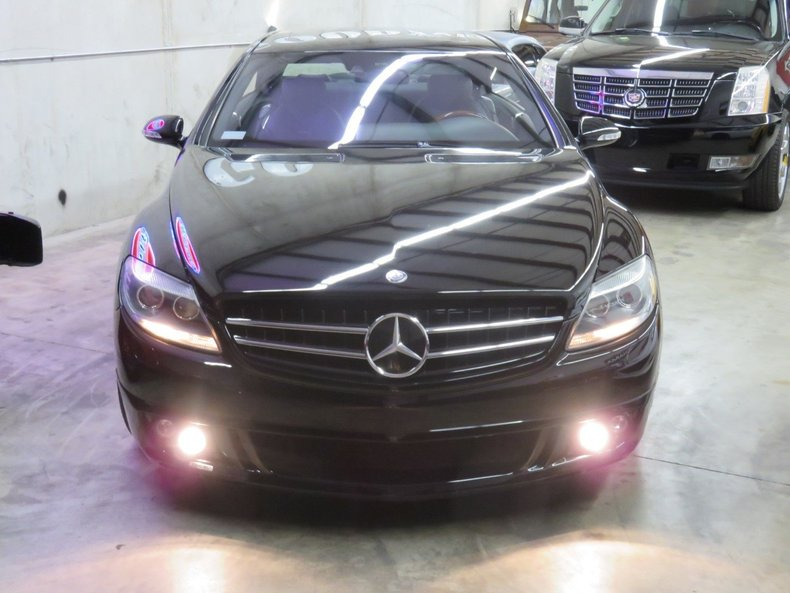 2008 2008 Mercedes-Benz CL65 For Sale