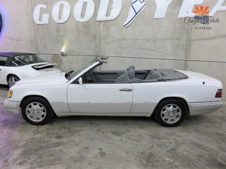 1995 mercedes benz e class 2dr cabriolet 3 2l for sale for 1995 mercedes benz e320 convertible for sale