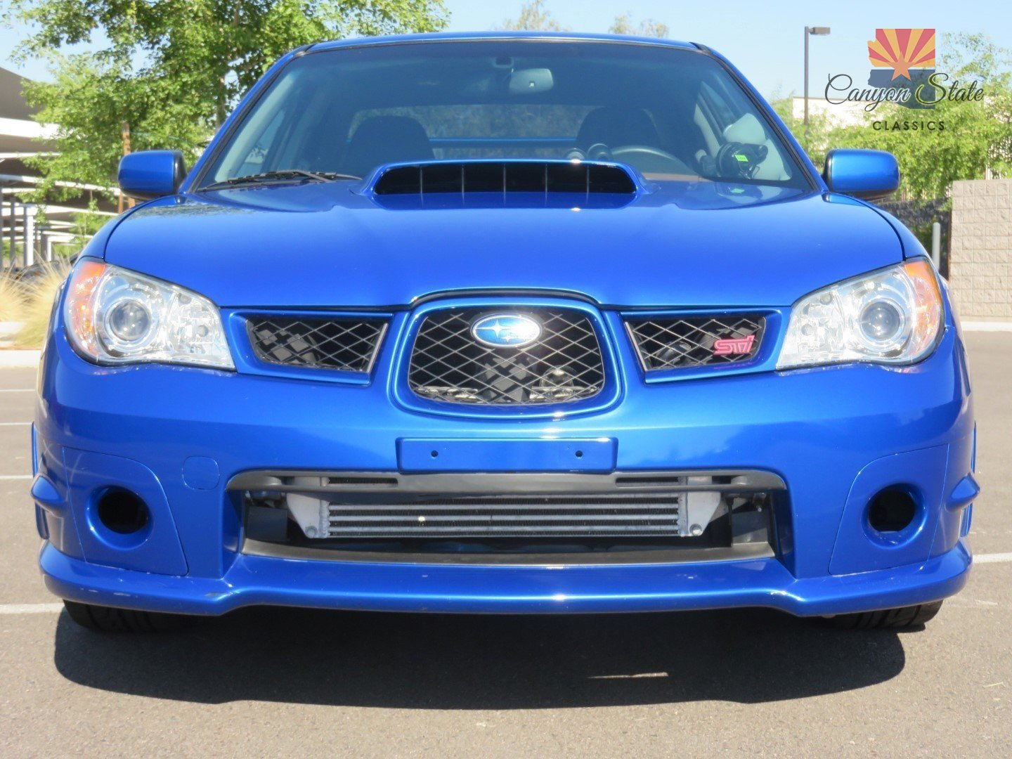 2007 subaru impreza wrx sti turbo for sale 69692 mcg. Black Bedroom Furniture Sets. Home Design Ideas
