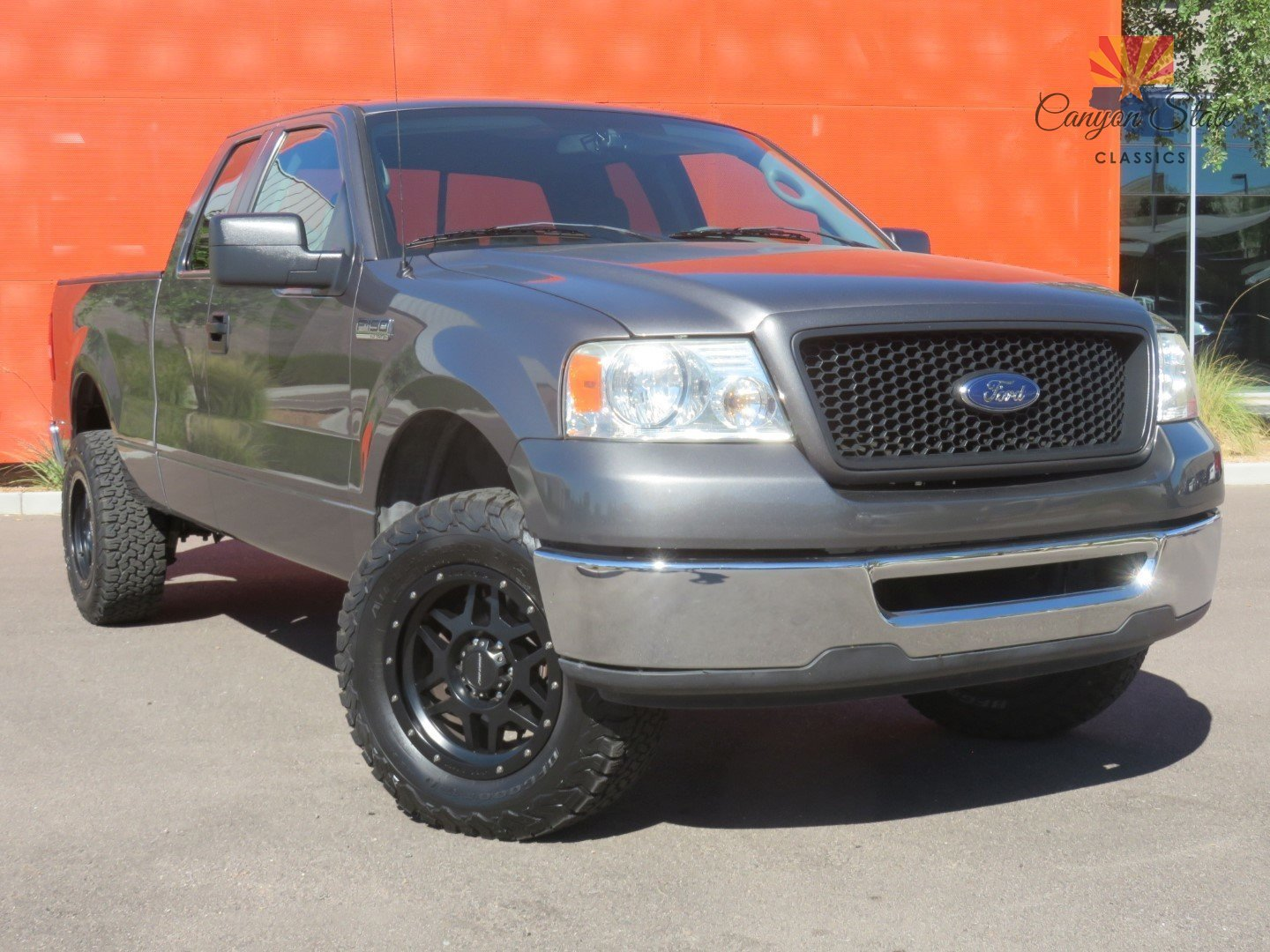 2006 Ford F 150 Canyon State Classics Xlt Wheels